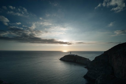 South Stack lighthouse in Anglesey