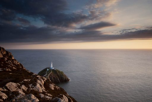 skyscapes of lighthouse